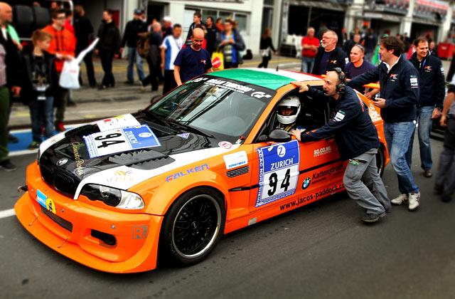 Jaco's Paddock Motorsport Racing