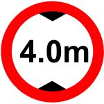 4m Zeichen
