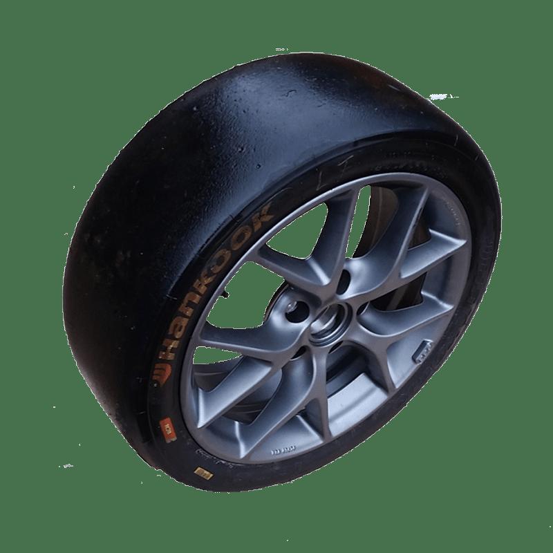 Slick Hankook Tyre